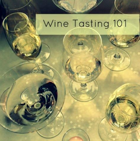 wine tastine 101