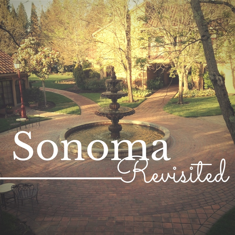 sonoma wine country revisited