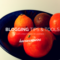 3 Tips for Blogging (and why it takes me so long sometimes)